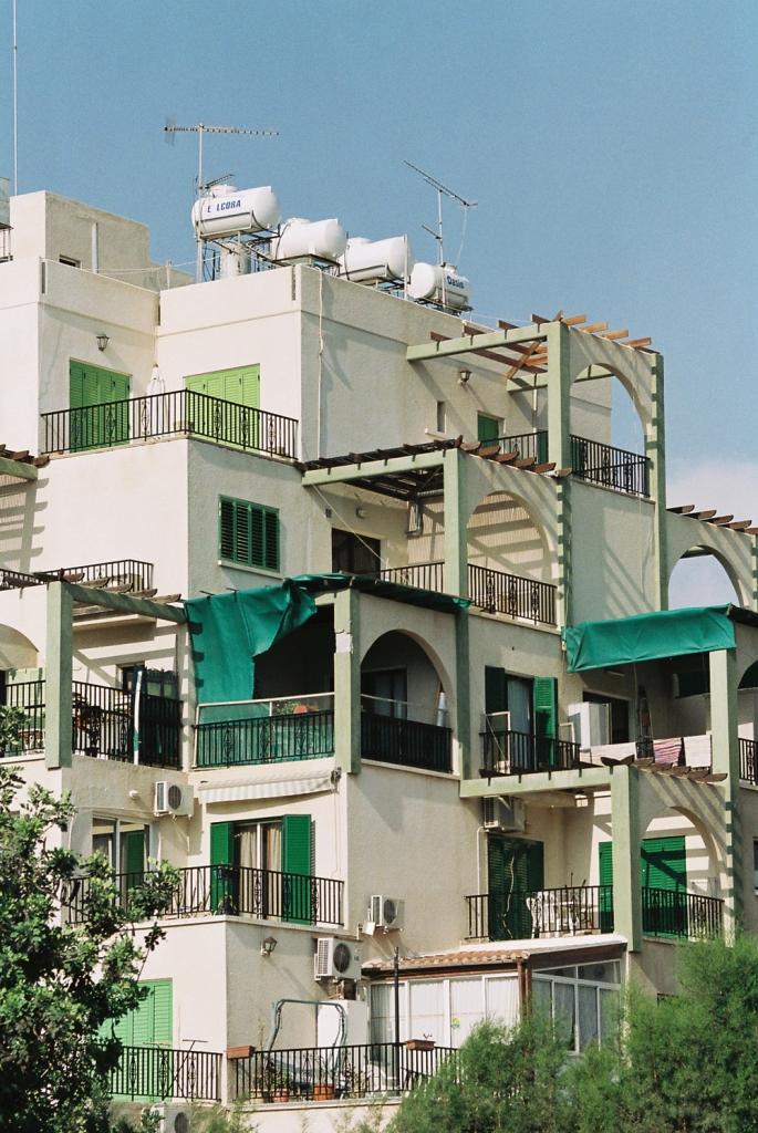 Architektura Cypru
