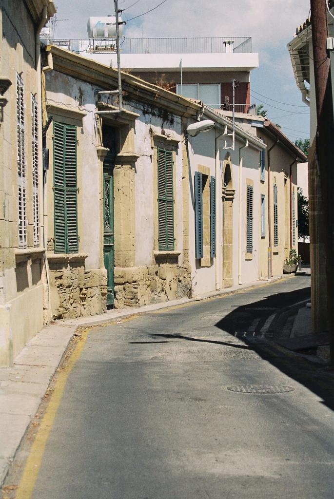Ulice Cypru