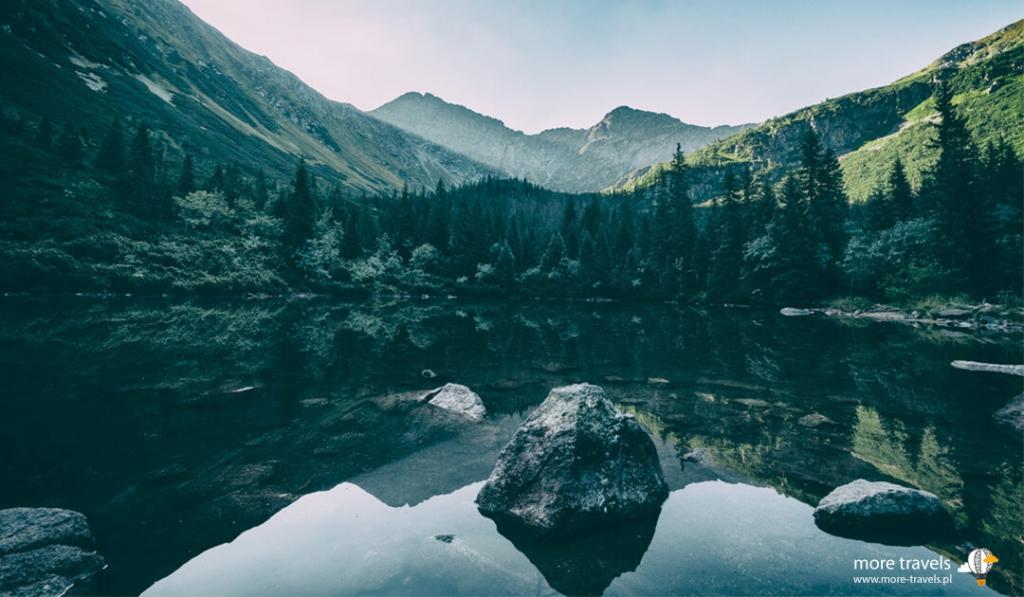 Jezioro Czarna Młaka