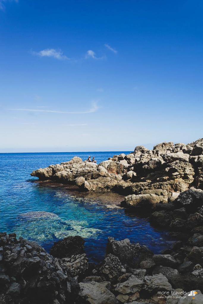 Cala di Pedra Longa – raj dla wspinaczy i nurków