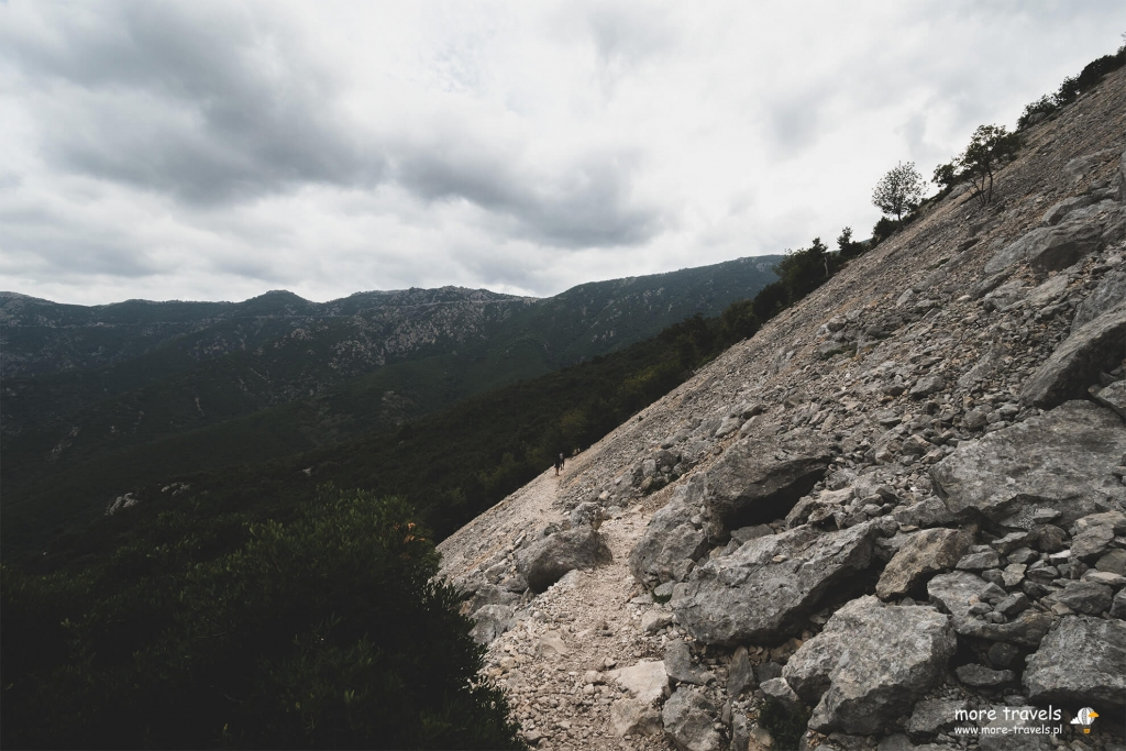 Zbocze Supramonte