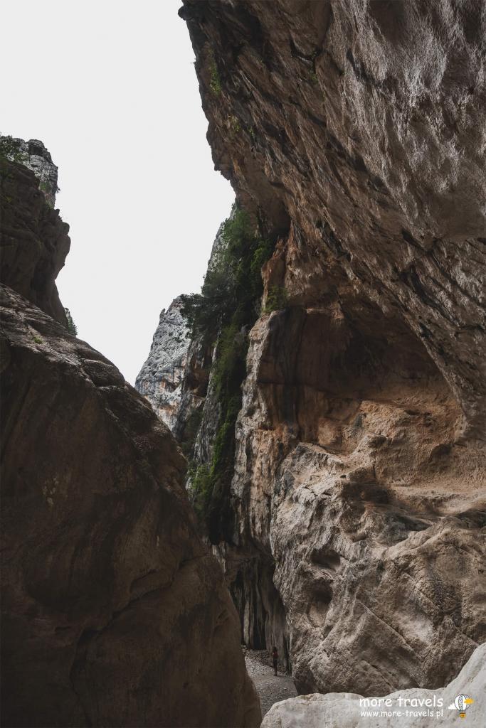 Kanion Gorropu